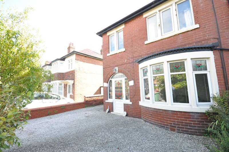 3 Bedrooms Semi Detached House for sale in Ashley Road, St Annes, Lytham St Annes, Lancashire, FY8 3AS