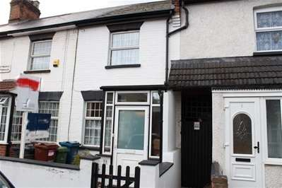 2 Bedrooms Terraced House for sale in Byron Road, Wealdstone