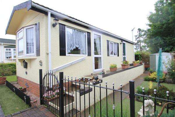 1 Bedroom Park Home Mobile Home for sale in Sunnybank, Lapley