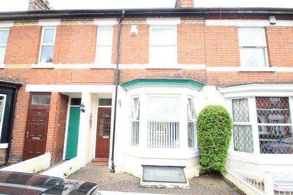 3 Bedrooms Town House for sale in Cramer Street, Stafford