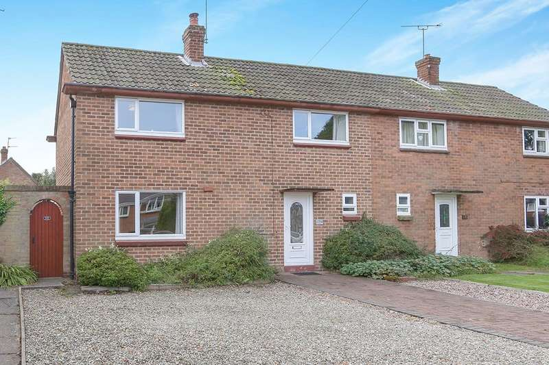 3 Bedrooms Semi Detached House for sale in Cornwall Road, Wolverhampton, WV6