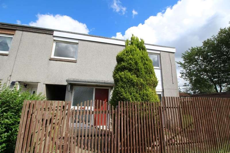2 Bedrooms Flat for sale in Cawdor Drive, Glenrothes, KY6