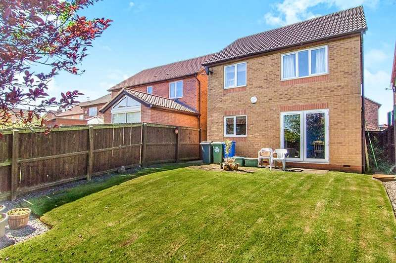 3 Bedrooms Detached House for sale in Kinder Corner, Poulton-Le-Fylde, FY6