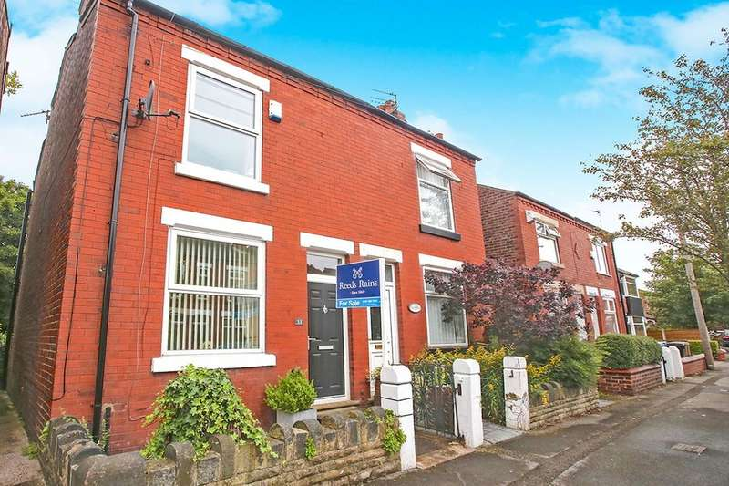 2 Bedrooms Semi Detached House for sale in Islington Road, Stockport, SK2