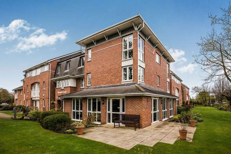 2 Bedrooms Flat for sale in Bernard Court Chester Road, Holmes Chapel, Cheshire, CW4