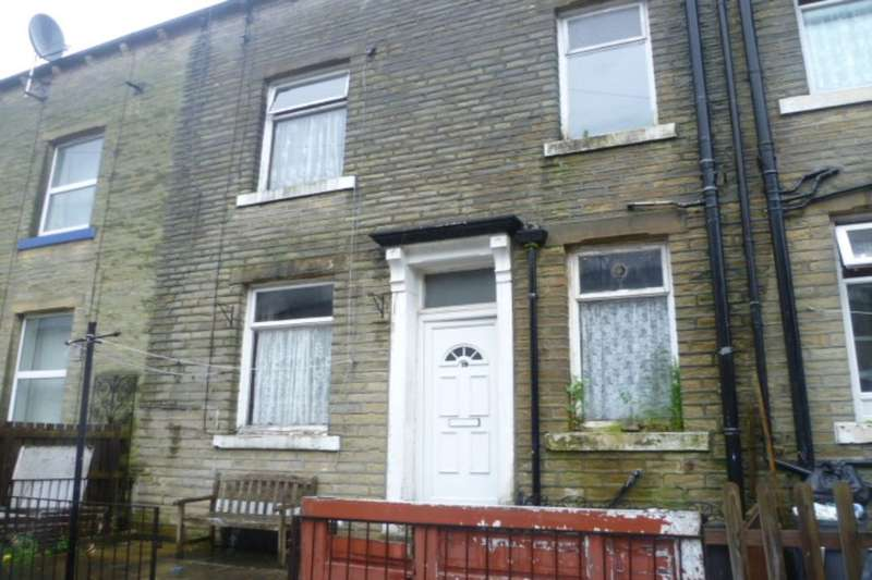 2 Bedrooms Terraced House for sale in Mayfield Grove, Halifax, HX1