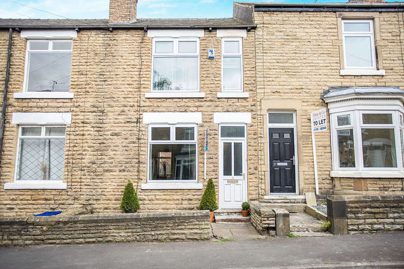 3 Bedrooms Terraced House for sale in Avenue Road, Wath-Upon-Dearne, Rotherham, S63