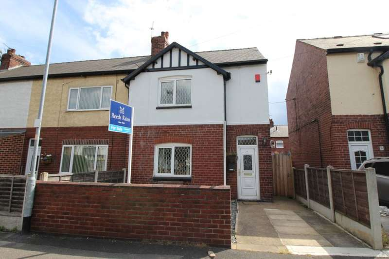 2 Bedrooms Terraced House for sale in Calverley Green Road, Normanton, WF6