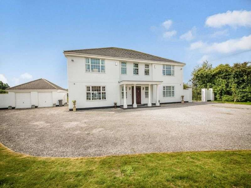 6 Bedrooms Detached House for sale in Sunnyside Farm Gwellyn Avenue, Kinmel Bay, Rhyl, LL18