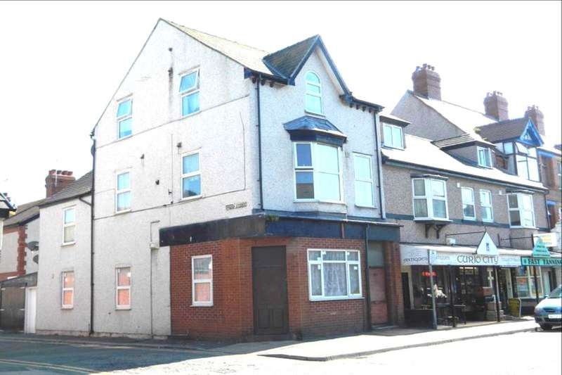 1 Bedroom Flat for sale in Wellington Road, Rhyl, LL18