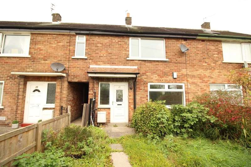 2 Bedrooms Terraced House for sale in Green Lane, Freckleton, Preston, PR4