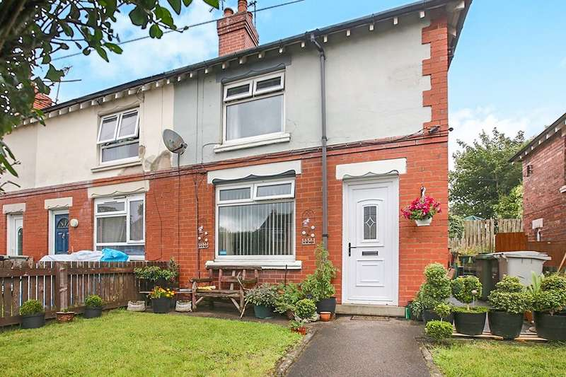 2 Bedrooms Terraced House for sale in Moss Lane, Macclesfield, SK11