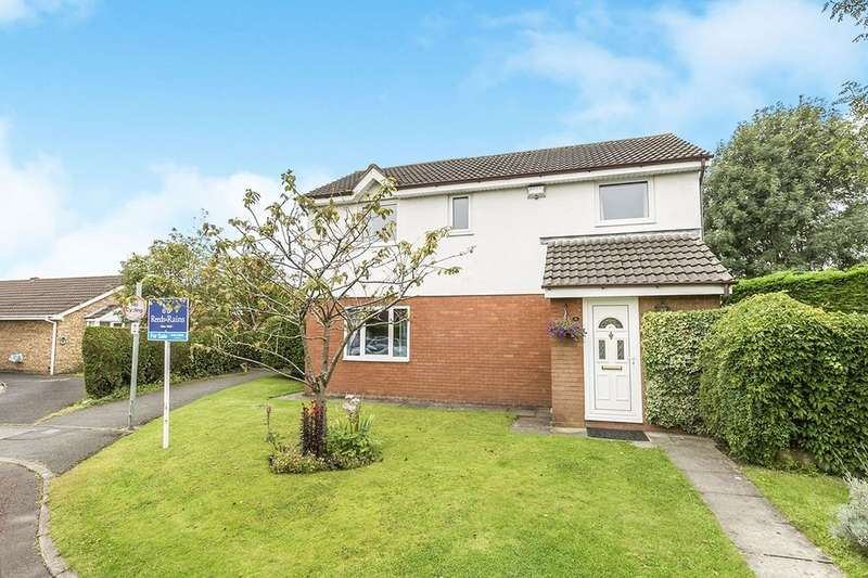 4 Bedrooms Detached House for sale in Duckworth Close, Catterall, Preston, PR3