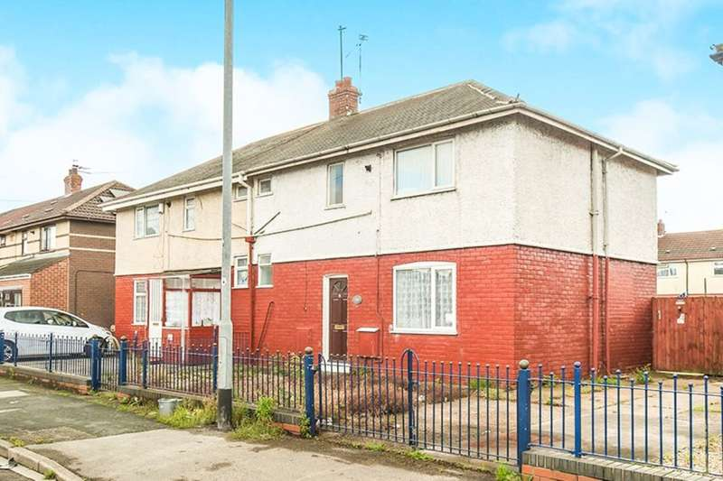 3 Bedrooms Semi Detached House for sale in Portobello Street, Hull, HU9
