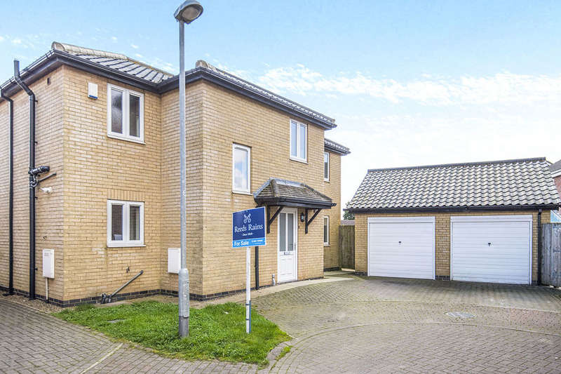 4 Bedrooms Detached House for sale in The Brambles, Easington, Hull, HU12