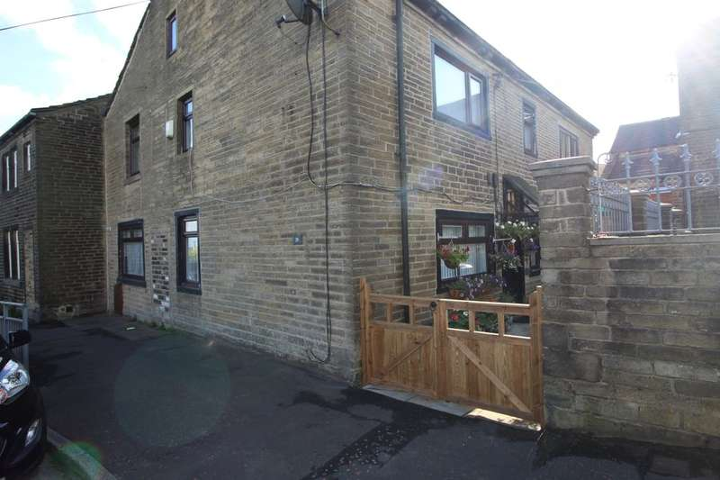 3 Bedrooms Terraced House for sale in Mount Tabor Road, Mount Tabor, Halifax, HX2