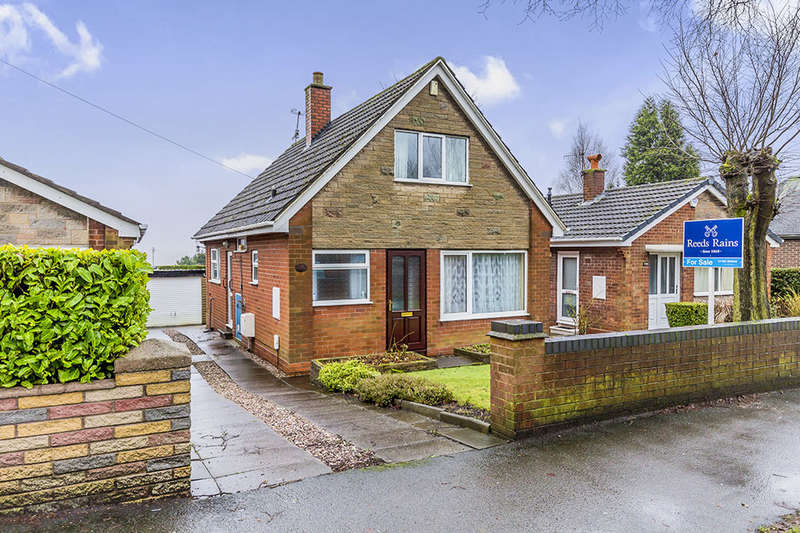 3 Bedrooms Detached Bungalow for sale in Birches Head Road, Stoke-On-Trent, ST1