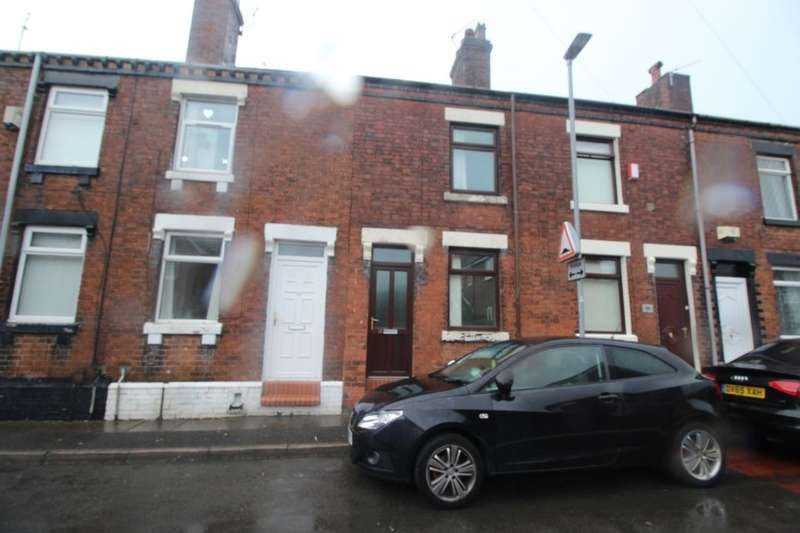 2 Bedrooms Terraced House for sale in Guy Street, Stoke-On-Trent, ST2