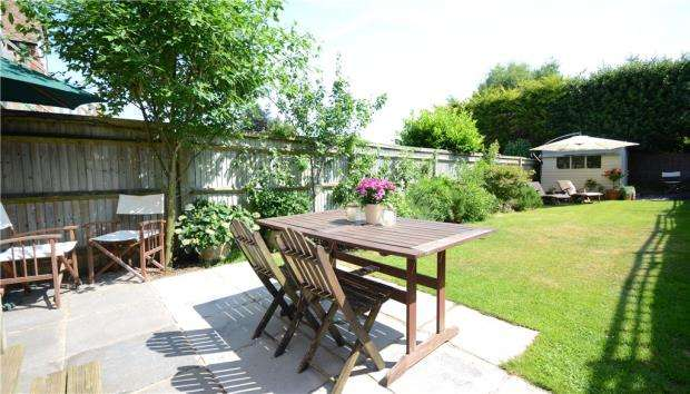 4 Bedrooms Terraced House for sale in Cromwell Road, Henley-on-Thames, Oxfordshire