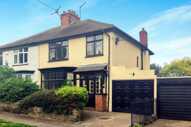 3 Bedrooms Semi Detached House for sale in Milden Road, Sheffield, S6