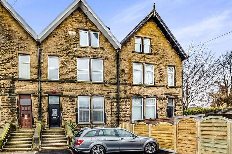 2 Bedrooms Flat for sale in New Hey Road, Lindley, Huddersfield, HD3