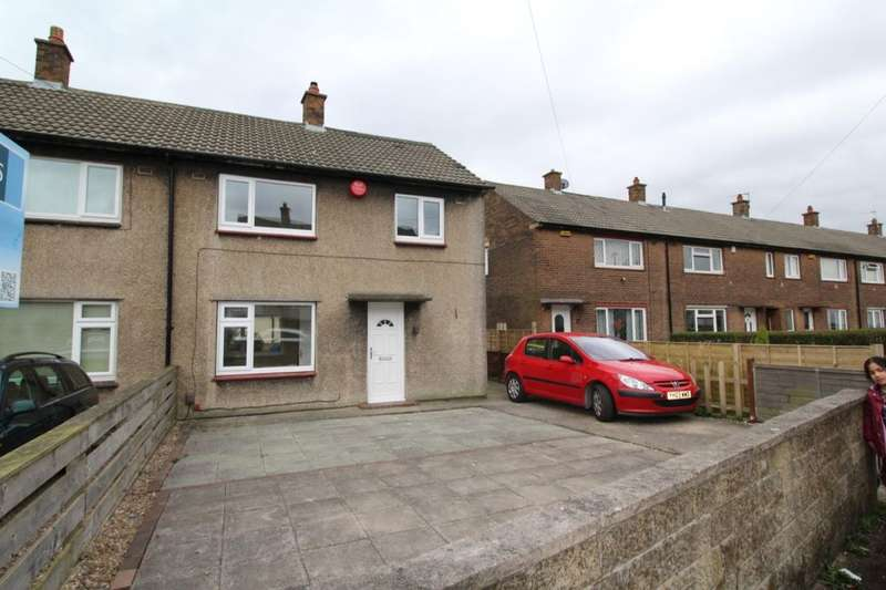 3 Bedrooms Semi Detached House for sale in Weymouth Avenue, Huddersfield, HD3