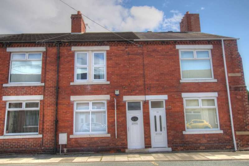 2 Bedrooms Property for sale in Station Road, Ushaw Moor, Durham, DH7
