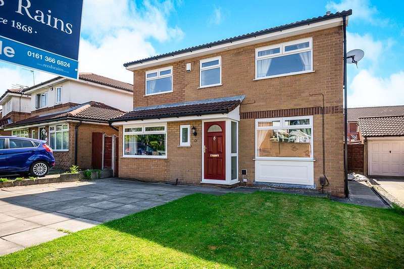4 Bedrooms Detached House for sale in Westminster Way, Dukinfield, SK16
