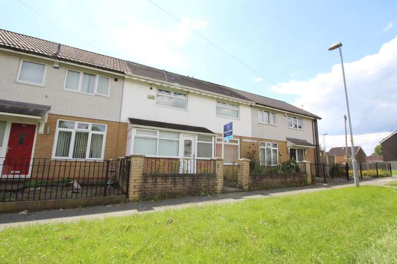 3 Bedrooms Terraced House for sale in Valley Gardens, Hyde, SK14