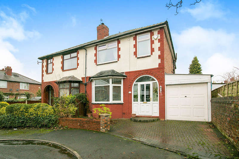 3 Bedrooms Detached House for sale in Godfrey Range, Manchester, M18