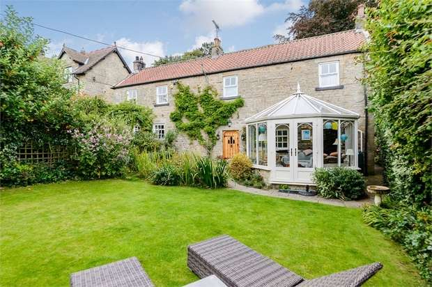 4 Bedrooms Detached House for sale in The Ford, East Layton, Richmond, North Yorkshire