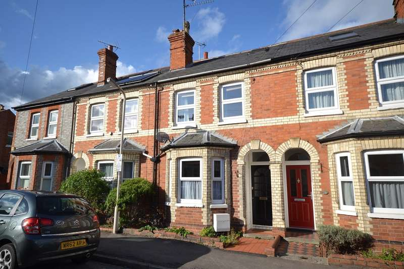 3 Bedrooms Terraced House for sale in Central Caversham