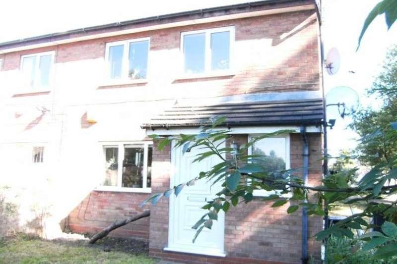 2 Bedrooms Flat for sale in Nine Elms Lane, Wolverhampton, WV10