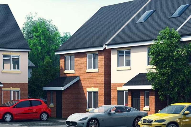 3 Bedrooms Detached House for sale in The Park Gatis Street, Wolverhampton, WV6
