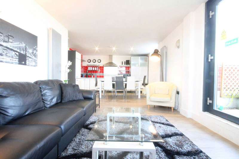 2 Bedrooms Apartment Flat for sale in The Ropeworks, 35 Little Peter Street, Southern Gateway