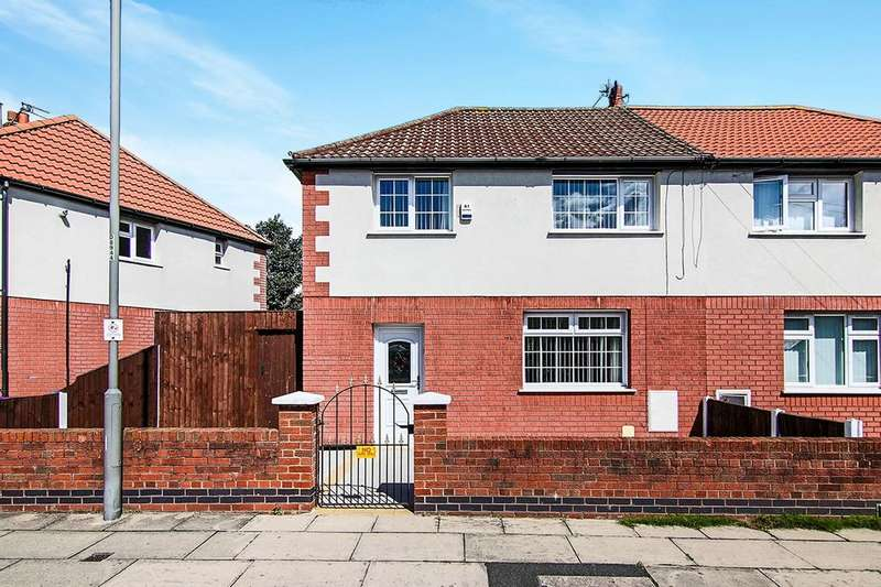 3 Bedrooms Semi Detached House for sale in Bushey Road, Liverpool, L4