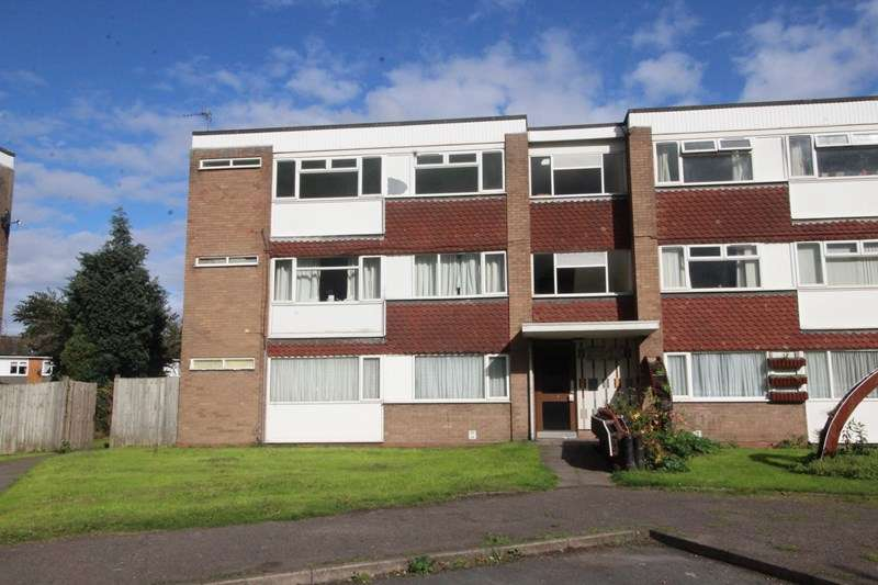 2 Bedrooms Apartment Flat for sale in Stratford Road, Shirley, Solihull
