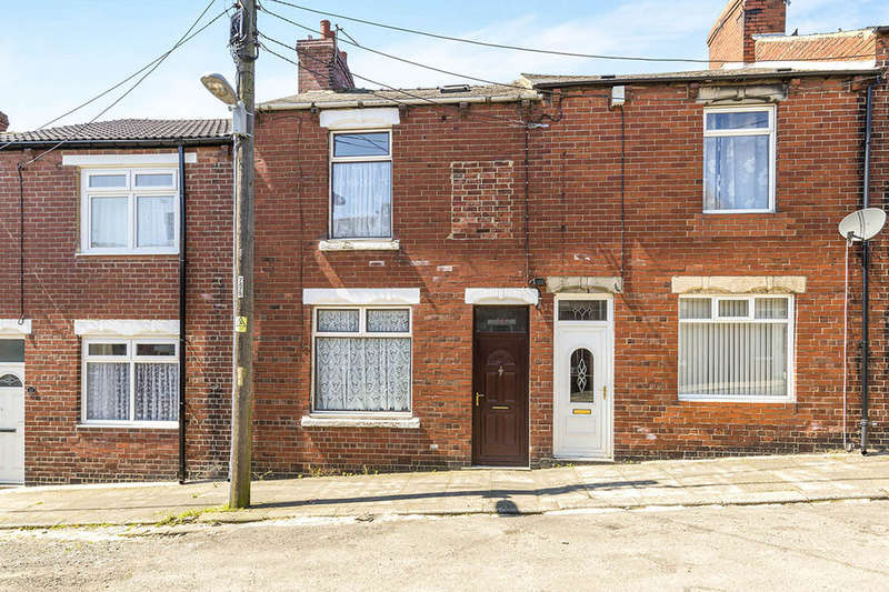 2 Bedrooms Terraced House for sale in Standish Street, Stanley, DH9