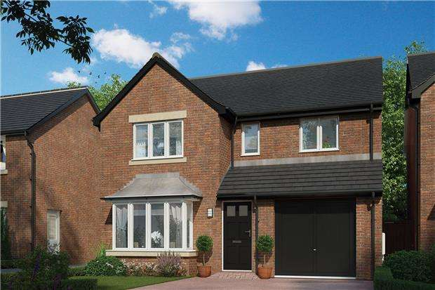 4 Bedrooms Detached House for sale in The Wickford, Hardwicke Grange, Gloucester.