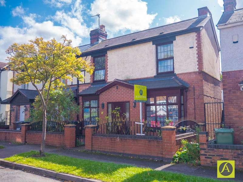 3 Bedrooms Semi Detached House for sale in 9 Dunstall Avenue, Wolverhampton, West Midlands, WV6 0NH