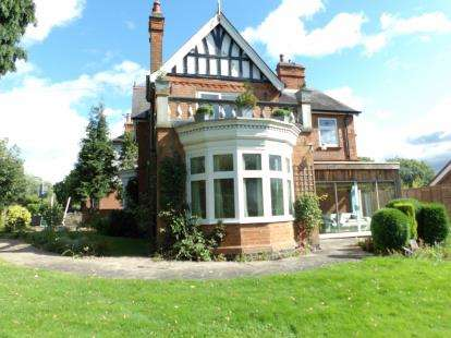 3 Bedrooms Detached House for sale in Woodgate, Rothley, Leicester, Leicestershire