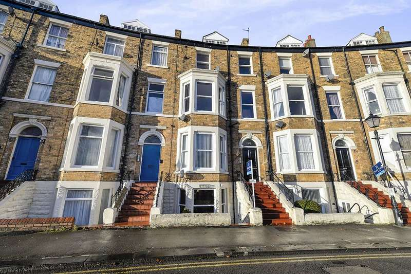 2 Bedrooms Flat for sale in Albemarle Crescent, Scarborough, YO11