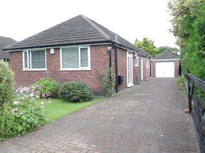 2 Bedrooms Bungalow for sale in Hollytree Road, Plumley, Knutsford, Cheshire
