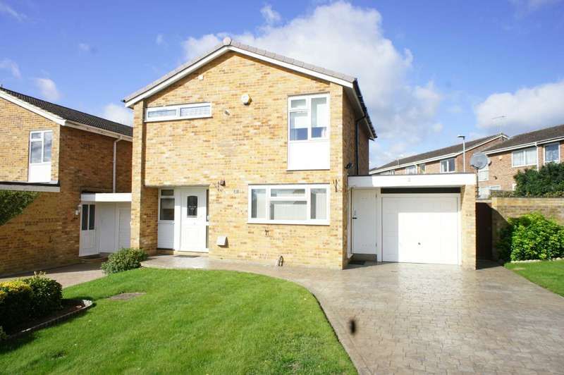 3 Bedrooms Detached House for sale in Eltham Avenue, Reading