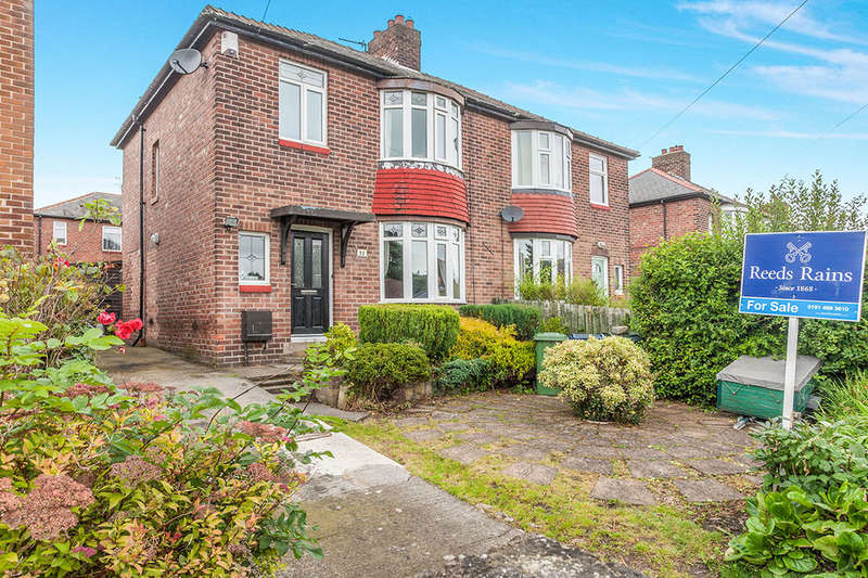 3 Bedrooms Semi Detached House for sale in Naylor Avenue, Winlaton Mill, Blaydon-On-Tyne, NE21