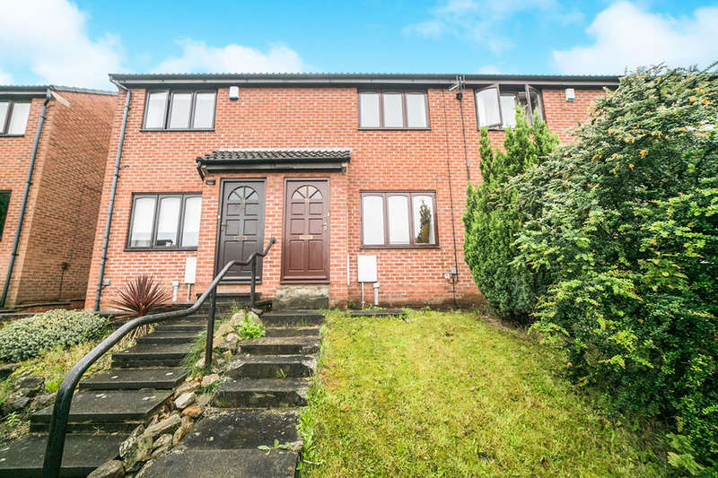 2 Bedrooms Terraced House for sale in Kipling Court, Swalwell, Newcastle Upon Tyne, NE16
