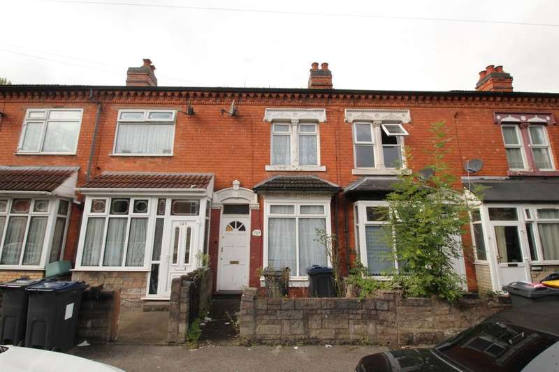 3 Bedrooms Terraced House for sale in Knowle Road, Birmingham, B11