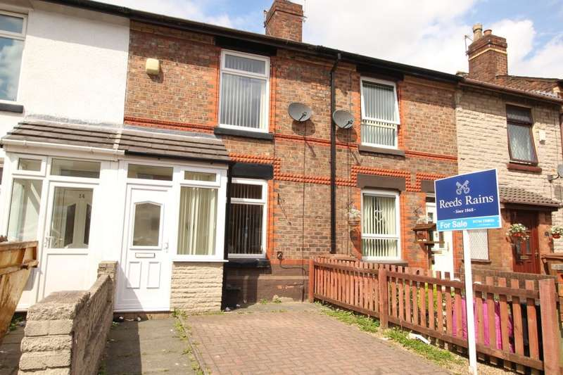 2 Bedrooms Terraced House for sale in Juddfield Street, Haydock, St. Helens, WA11
