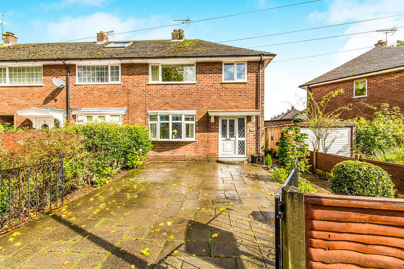 3 Bedrooms Terraced House for sale in Barlow Road, Wilmslow, SK9