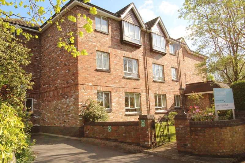 1 Bedroom Flat for sale in Albert Road, Wilmslow, SK9